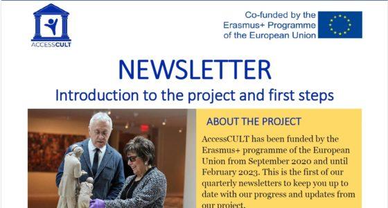 Newsletter No.1